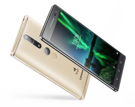 Lenovo Phab 2 Pro duoc bao hanh '1 doi 1' tai Viet Nam - Anh 1