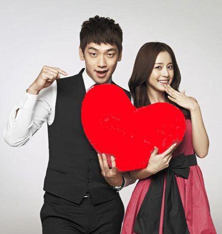 Bi Rain va Kim Tae Hee chinh thuc ve chung mot nha - Anh 4