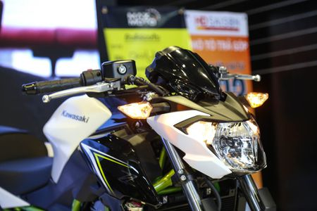 Chi tiet nakedbike gia mem Kawasaki Z650 vua ra mat tai VN - Anh 4