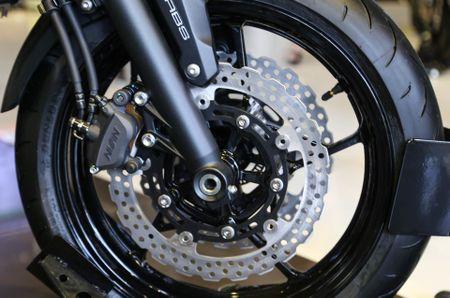 Chi tiet nakedbike gia mem Kawasaki Z650 vua ra mat tai VN - Anh 8