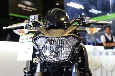 Chi tiet nakedbike gia mem Kawasaki Z650 vua ra mat tai VN - Anh 9