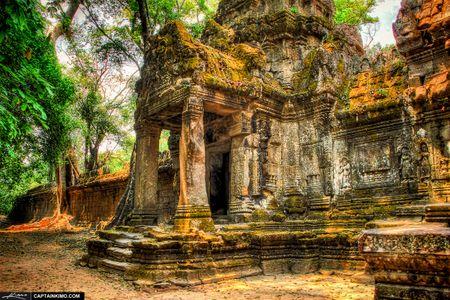 Nhung diem den hut du khach cua Campuchia dip Tet Nguyen Dan - Anh 2