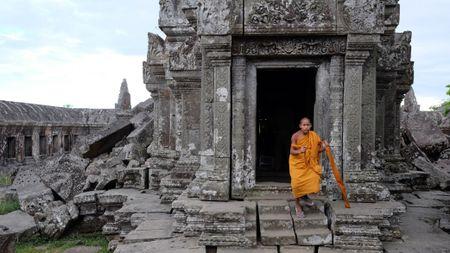 Nhung diem den hut du khach cua Campuchia dip Tet Nguyen Dan - Anh 6
