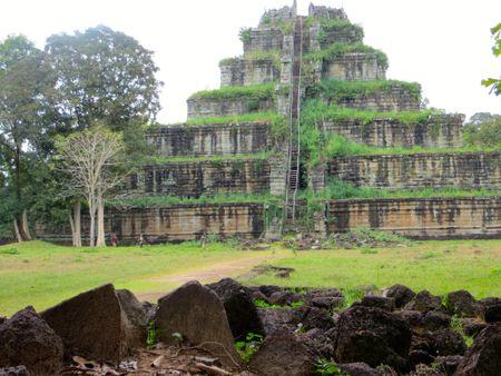 Nhung diem den hut du khach cua Campuchia dip Tet Nguyen Dan - Anh 8