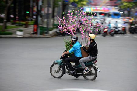 Hang nghin xe co ket cung o trung tam Sai Gon - Anh 14