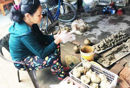 Tham 'noi sinh' cua hang nghin ong Cong ong Tao - Anh 4