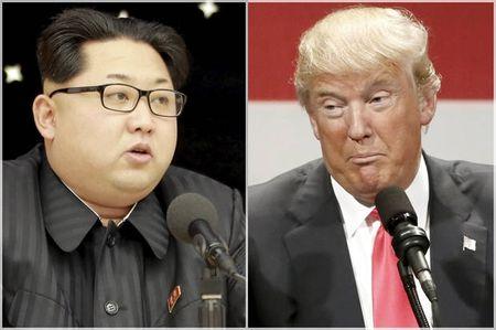 Trieu Tien ban ten lua dung ngay ong Trump nham chuc? - Anh 1