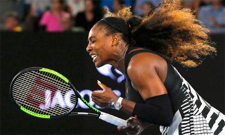 Serena thang tien vao vong ba Australia Mo rong - Anh 1