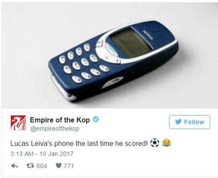 Lucas ghi ban dau tien sau 7 nam, CDV Liverpool keu 'tan the sap den' - Anh 5