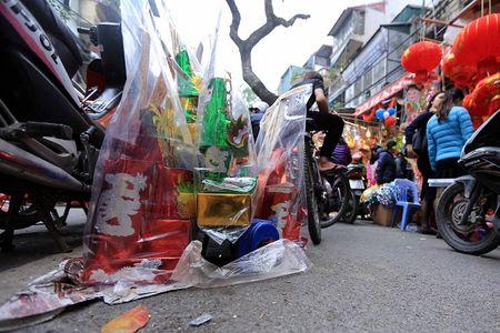 Tien Ong Cong, ong Tao tren pho Ha Noi - Anh 3