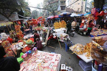 Tien Ong Cong, ong Tao tren pho Ha Noi - Anh 4