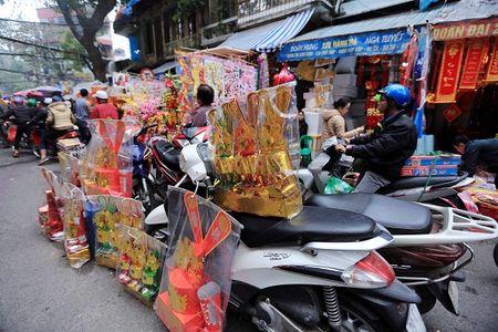 Tien Ong Cong, ong Tao tren pho Ha Noi - Anh 5