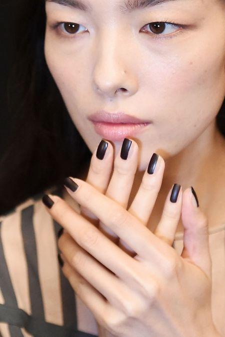 10 mau nail xinh lung linh don Tet - Anh 9