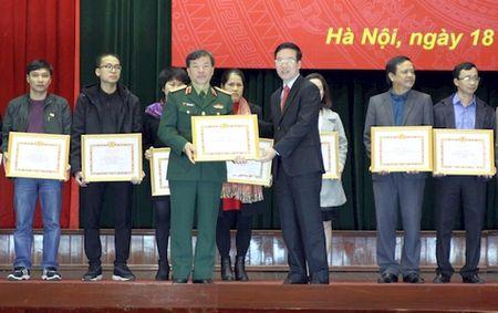 Chinh phu tao dieu kien de bao chi phat trien thuan loi hon - Anh 1
