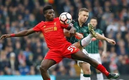 Thang Plymouth, Liverpool vao vong 4 FA Cup - Anh 1