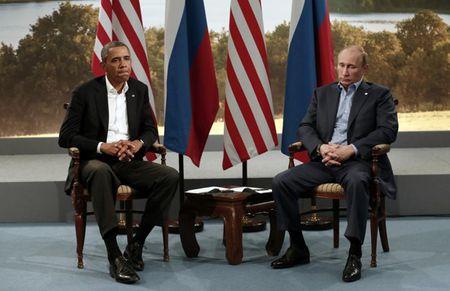 Chum anh: Ong Obama voi ban be va doi thu - Anh 1