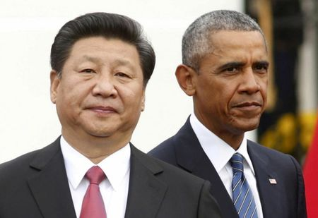 Chum anh: Ong Obama voi ban be va doi thu - Anh 5