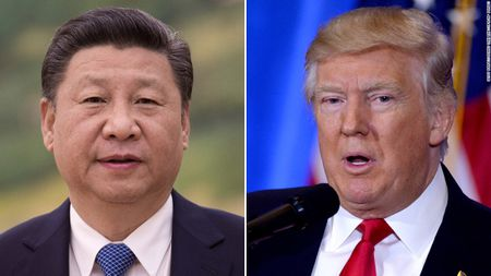 Ong Donald Trump tuyen bo ung ho chinh sach 'mot Trung Quoc' - Anh 1