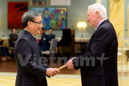 Canada, Viet Nam huong toi quan he doi tac va hop tac tot dep - Anh 1