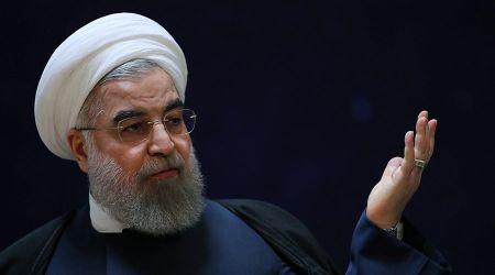 Tong thong Iran tuyen bo se dap tra bat ky chinh sach gay chien nao - Anh 1