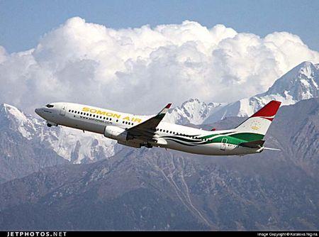 Tajikistan va Uzbekistan noi lai giao thong hang khong sau 25 nam - Anh 1