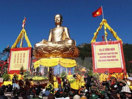 Quang Ninh tang cuong quan ly cac le hoi dau Xuan - Anh 1