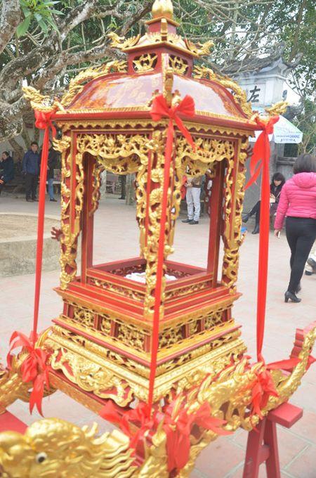 Chiem nguong kieu ruoc an den Tran Nam Dinh - Anh 3