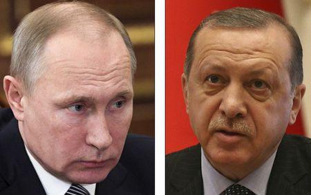 Putin xin loi vi may bay Nga nem bom nham linh Tho Nhi Ky - Anh 2
