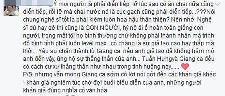 Viec bi nem chai nho nhu mong tay, sao Truong Giang tu ai bo dien? - Anh 3