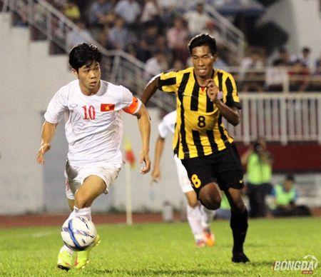 U23 Viet Nam: Quen Cong Phuong di, Quang Hai moi la nguoi xuat sac nhat - Anh 2