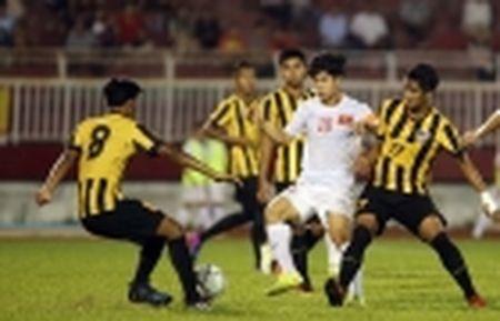 U23 Viet Nam: Quen Cong Phuong di, Quang Hai moi la nguoi xuat sac nhat - Anh 6