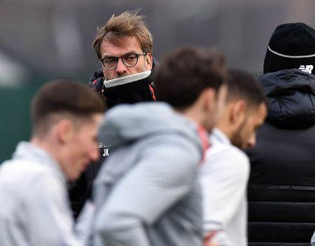 Sturridge hoa ninja tren san tap, Liverpool san sang chien Tottenham - Anh 11
