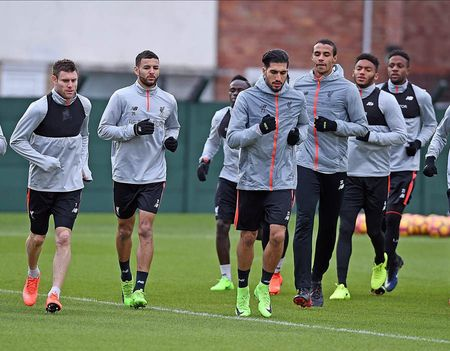 Sturridge hoa ninja tren san tap, Liverpool san sang chien Tottenham - Anh 1