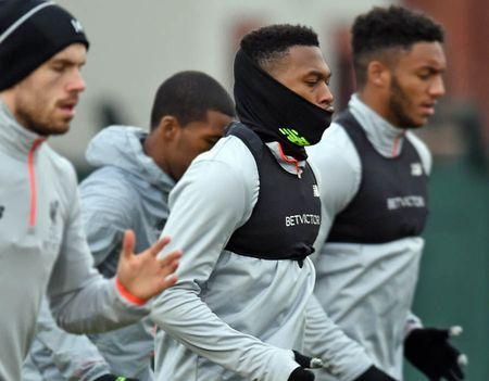 Sturridge hoa ninja tren san tap, Liverpool san sang chien Tottenham - Anh 5