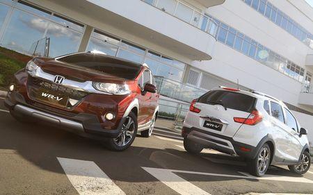 Honda HR-V gia tu 545 trieu 'dau' Ford EcoSport - Anh 1