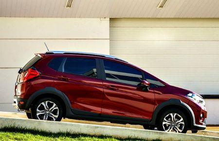 Honda HR-V gia tu 545 trieu 'dau' Ford EcoSport - Anh 3