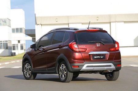 Honda HR-V gia tu 545 trieu 'dau' Ford EcoSport - Anh 4