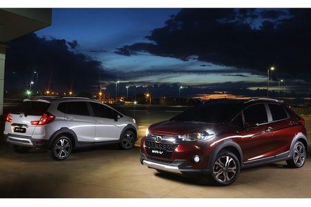 Honda HR-V gia tu 545 trieu 'dau' Ford EcoSport - Anh 9