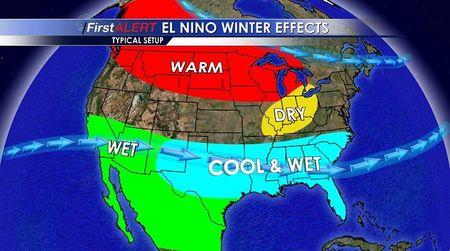 He lo su that kinh hoang ve hien tuong El Nino - Anh 2