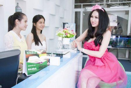 Bi quyet lam dep doc dao cua Phi Thanh Van - Anh 6