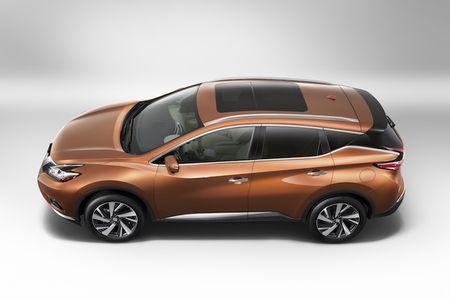 Nissan 'chot gia' SUV co trung Murano 2017 tu 674 trieu - Anh 1