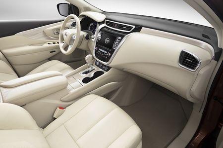 Nissan 'chot gia' SUV co trung Murano 2017 tu 674 trieu - Anh 3