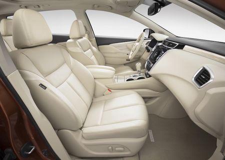Nissan 'chot gia' SUV co trung Murano 2017 tu 674 trieu - Anh 4