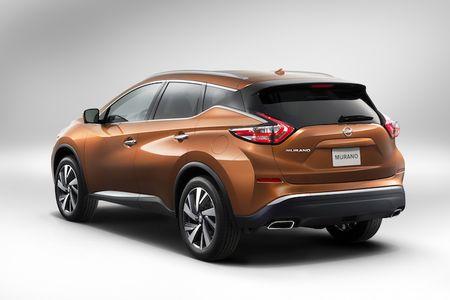 Nissan 'chot gia' SUV co trung Murano 2017 tu 674 trieu - Anh 6