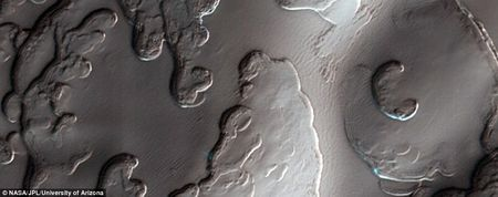 An tuong anh sao Hoa cuc 'chat' gui ve tu ve tinh HiRISE - Anh 4