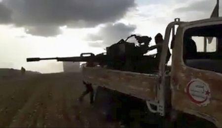 Chien su Syria bung no ac liet khap cac mat tran - Anh 1
