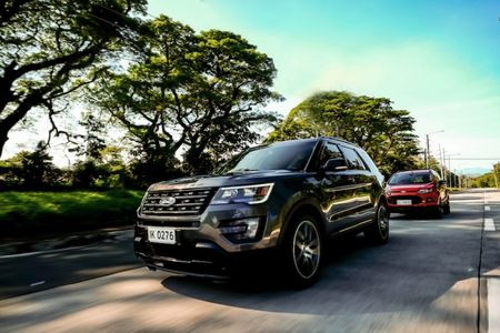 Ford Viet Nam tiep tuc ket qua kinh doanh kha quan trong thang 01/2017 - Anh 2