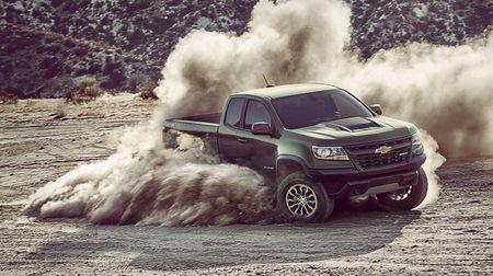 Chevrolet Colorado ZR2 2017 gia 41.000 USD, thach thuc moi dia hinh - Anh 1