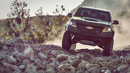 Chevrolet Colorado ZR2 2017 gia 41.000 USD, thach thuc moi dia hinh - Anh 2