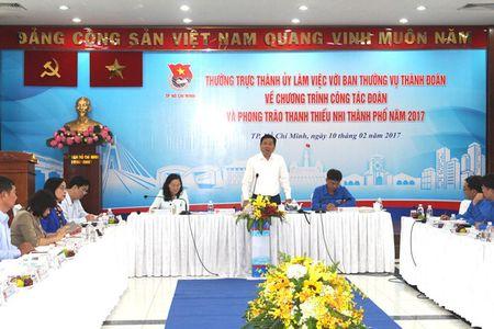 Bi thu Thang yeu cau Thanh doan tra loi nhieu cau hoi - Anh 1